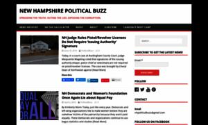 Nhpoliticalbuzz.org thumbnail