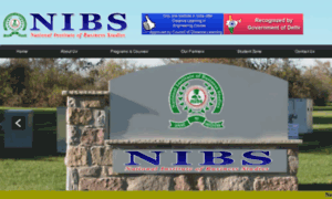 Nibsedu.co.in thumbnail