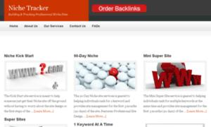 Nichetracker.net thumbnail