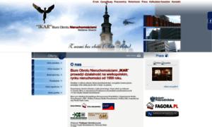 Nieruchomosci-ikar.pl thumbnail
