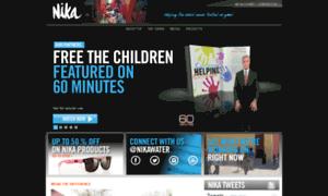 Nika.org thumbnail