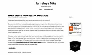 Nike.rasyid.net thumbnail