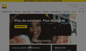 Nikon.fr thumbnail