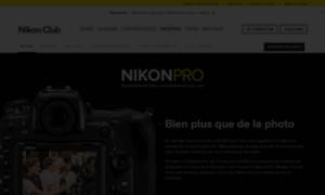 Nikonpro.fr thumbnail