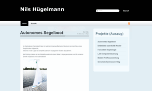 Nils.huegelmann.info thumbnail