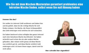 Nischen-masterplan.marko-slusarek.de thumbnail