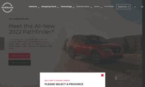 Nissan.ca thumbnail