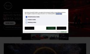 Nissan.com.br thumbnail