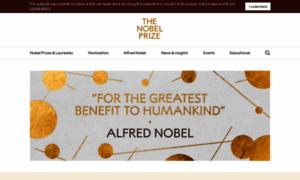 Nobelprize.org thumbnail