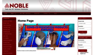 Noble.co.za thumbnail