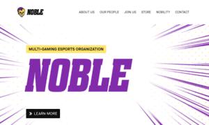 Noble.gg thumbnail