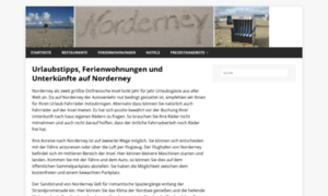 Norderney-urlaub24.de thumbnail