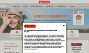 Norisbank.de thumbnail