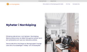 Norrkopingnews.se thumbnail