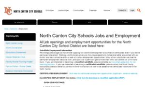 Northcanton.sparcc.org thumbnail