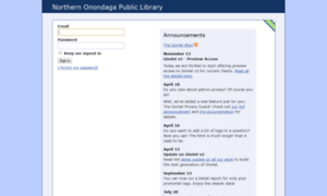 Northern-onondaga-public-library.gimlet.us thumbnail