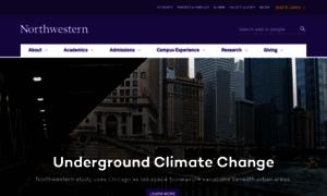 Northwestern.edu thumbnail