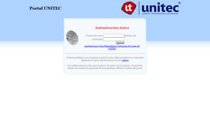 Notas.unitec.edu thumbnail