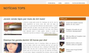 Noticiastops.com.br thumbnail