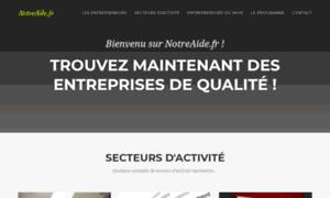 Notreaide.fr thumbnail