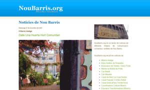 Noubarris.org thumbnail