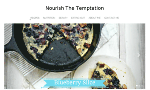 Nourishthetemptation.co thumbnail