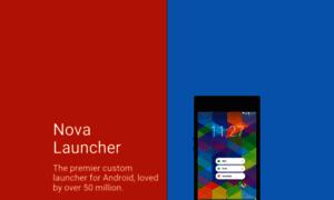 Novalauncher.com thumbnail
