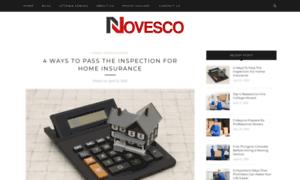 Novesco.ca thumbnail
