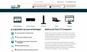 Nowthatsit.nl thumbnail