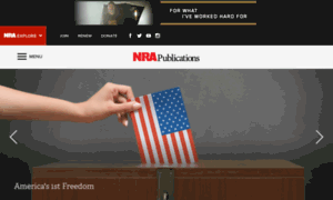 Nrapublications.org thumbnail