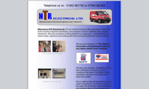 Ntrelectrical.co.uk thumbnail