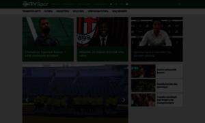 ntvspor.net - Sporun Adresi - T&252rkiye ve D&252nyadan Spor Haberleri  NTVSpor.net