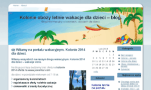 Odlotowekolonie.pl thumbnail