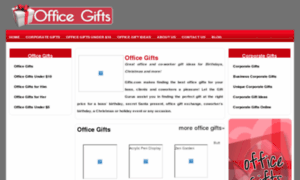 Office-gifts.org thumbnail