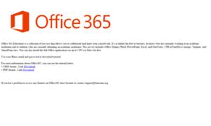 Office365.binus.ac.id thumbnail