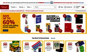 Officemax.com thumbnail