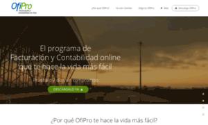 Ofipro.es thumbnail