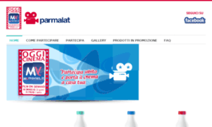 Oggimisento.parmalat.it thumbnail