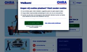 Ohra.nl thumbnail