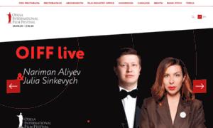 Oiff.com.ua thumbnail