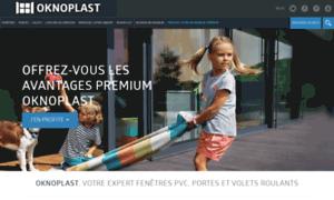 Oknoplast.fr thumbnail