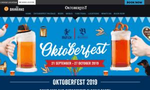 Oktoberfest.com.au thumbnail