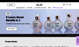 Olay.com thumbnail