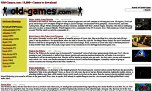 Old-games.com thumbnail