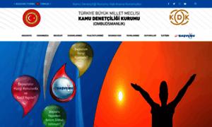 Ombudsman.gov.tr thumbnail