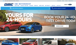 Omcmotorgroup.co.uk thumbnail