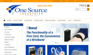 Onesourceindustries.com thumbnail