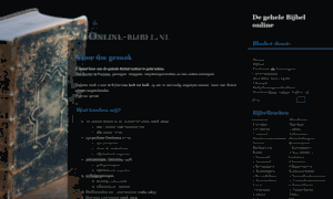 Online-bijbel.nl thumbnail