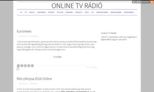 Online-tv-radio.blog.hu thumbnail