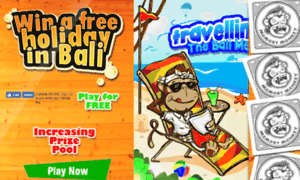 Onlinegamebali.travellingbali.com thumbnail